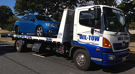 Vehicle Towing Services